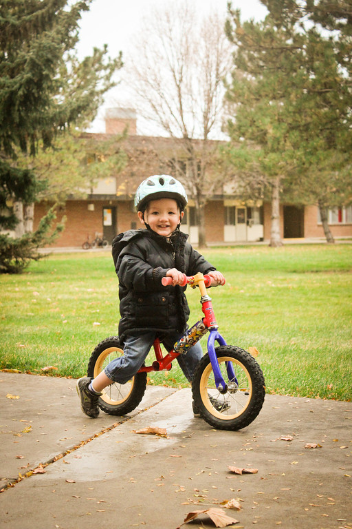 Inspired DIY Toddler Strider Balance Bike
