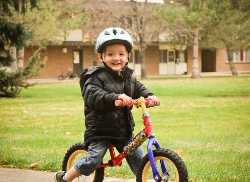 Inspired DIY Toddler Strider Balance Bike