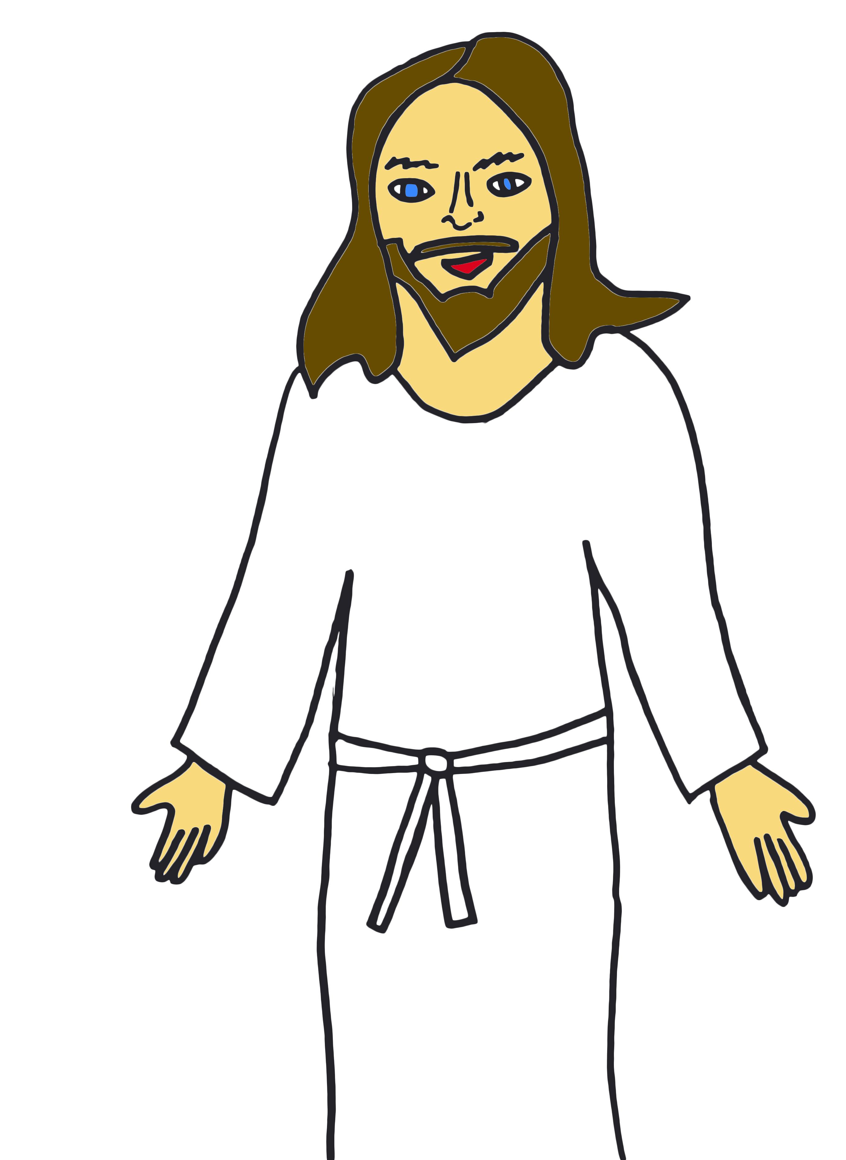 Baptism Song Lds Jesus And John The Baptist Art