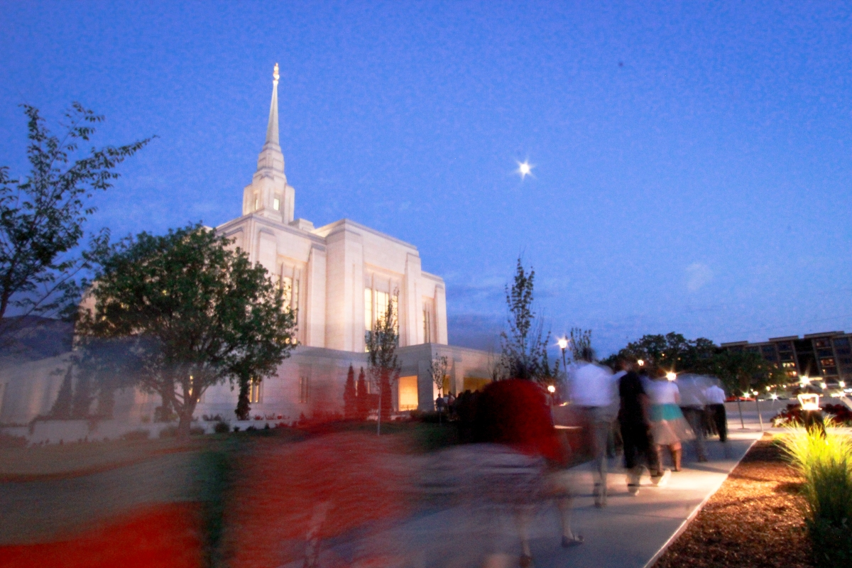 Ogden Temple Re-Dedication #ogdentemple #ldstemple