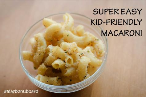 Kid Friendly Mac