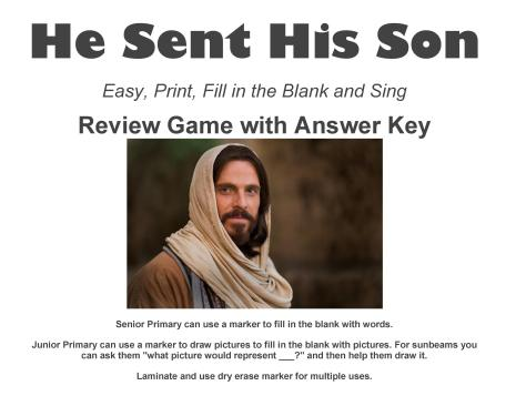 He Sent His Son Review Game-page-001