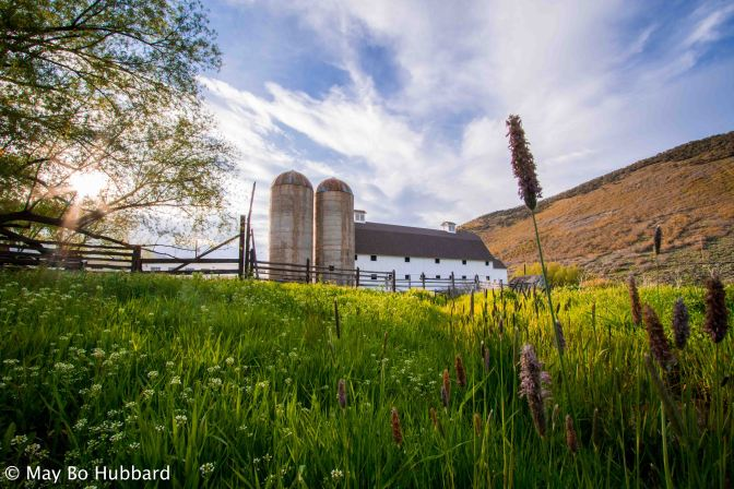 Park City Historic Barn